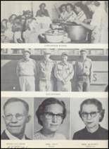 1954 Clyde High School Yearbook Page 92 & 93