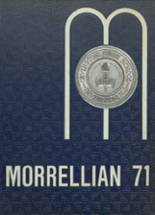 1971 Yearbook Irvington-Frank H. Morrell High School