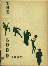 1947 Yearbook Longview High School