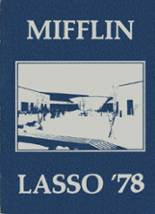 1978 Yearbook Mifflin High School