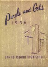 1956 Yearbook Grand Island High School