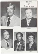 1982 Eufaula High School Yearbook Page 18 & 19