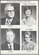 1982 Eufaula High School Yearbook Page 20 & 21