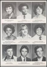 1982 Eufaula High School Yearbook Page 28 & 29