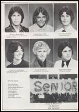 1982 Eufaula High School Yearbook Page 34 & 35