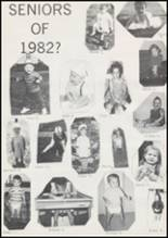 1982 Eufaula High School Yearbook Page 36 & 37
