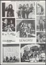 1982 Eufaula High School Yearbook Page 40 & 41
