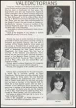 1982 Eufaula High School Yearbook Page 42 & 43