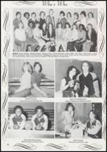 1982 Eufaula High School Yearbook Page 44 & 45
