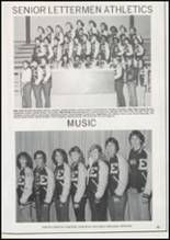 1982 Eufaula High School Yearbook Page 46 & 47