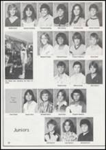 1982 Eufaula High School Yearbook Page 52 & 53