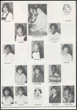1982 Eufaula High School Yearbook Page 62 & 63