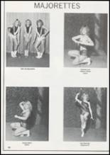 1982 Eufaula High School Yearbook Page 70 & 71