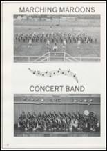 1982 Eufaula High School Yearbook Page 74 & 75