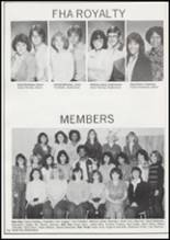 1982 Eufaula High School Yearbook Page 80 & 81