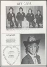 1982 Eufaula High School Yearbook Page 82 & 83