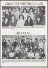 1982 Eufaula High School Yearbook Page 92 & 93