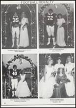 1982 Eufaula High School Yearbook Page 96 & 97