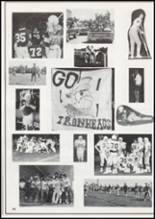 1982 Eufaula High School Yearbook Page 100 & 101
