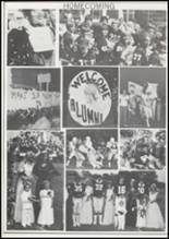 1982 Eufaula High School Yearbook Page 102 & 103