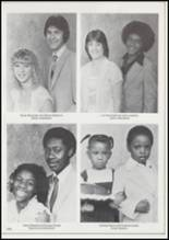 1982 Eufaula High School Yearbook Page 108 & 109