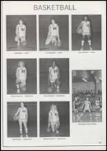 1982 Eufaula High School Yearbook Page 110 & 111