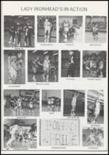 1982 Eufaula High School Yearbook Page 112 & 113