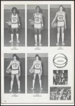 1982 Eufaula High School Yearbook Page 114 & 115