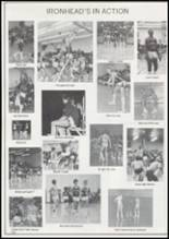 1982 Eufaula High School Yearbook Page 116 & 117
