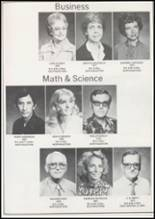 1982 Eufaula High School Yearbook Page 122 & 123