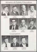 1982 Eufaula High School Yearbook Page 124 & 125
