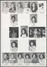 1982 Eufaula High School Yearbook Page 134 & 135