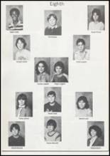 1982 Eufaula High School Yearbook Page 142 & 143