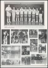 1982 Eufaula High School Yearbook Page 154 & 155