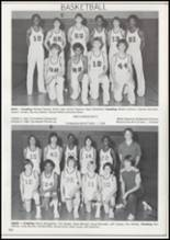 1982 Eufaula High School Yearbook Page 156 & 157