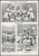 1982 Eufaula High School Yearbook Page 158 & 159