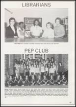 1982 Eufaula High School Yearbook Page 160 & 161