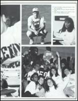 1990 John Glenn High School Yearbook Page 16 & 17