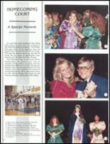 1990 John Glenn High School Yearbook Page 18 & 19