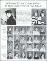1990 John Glenn High School Yearbook Page 32 & 33