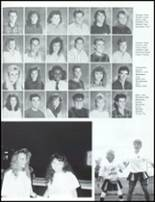 1990 John Glenn High School Yearbook Page 50 & 51