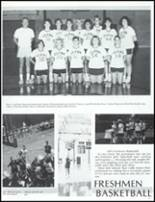 1990 John Glenn High School Yearbook Page 56 & 57