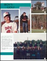 1990 John Glenn High School Yearbook Page 60 & 61