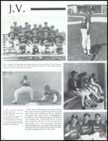1990 John Glenn High School Yearbook Page 90 & 91