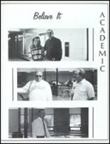 1990 John Glenn High School Yearbook Page 98 & 99