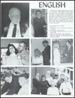 1990 John Glenn High School Yearbook Page 100 & 101