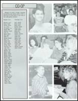 1990 John Glenn High School Yearbook Page 112 & 113