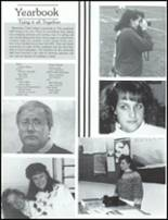 1990 John Glenn High School Yearbook Page 116 & 117