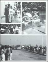 1990 John Glenn High School Yearbook Page 128 & 129