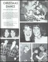 1990 John Glenn High School Yearbook Page 130 & 131